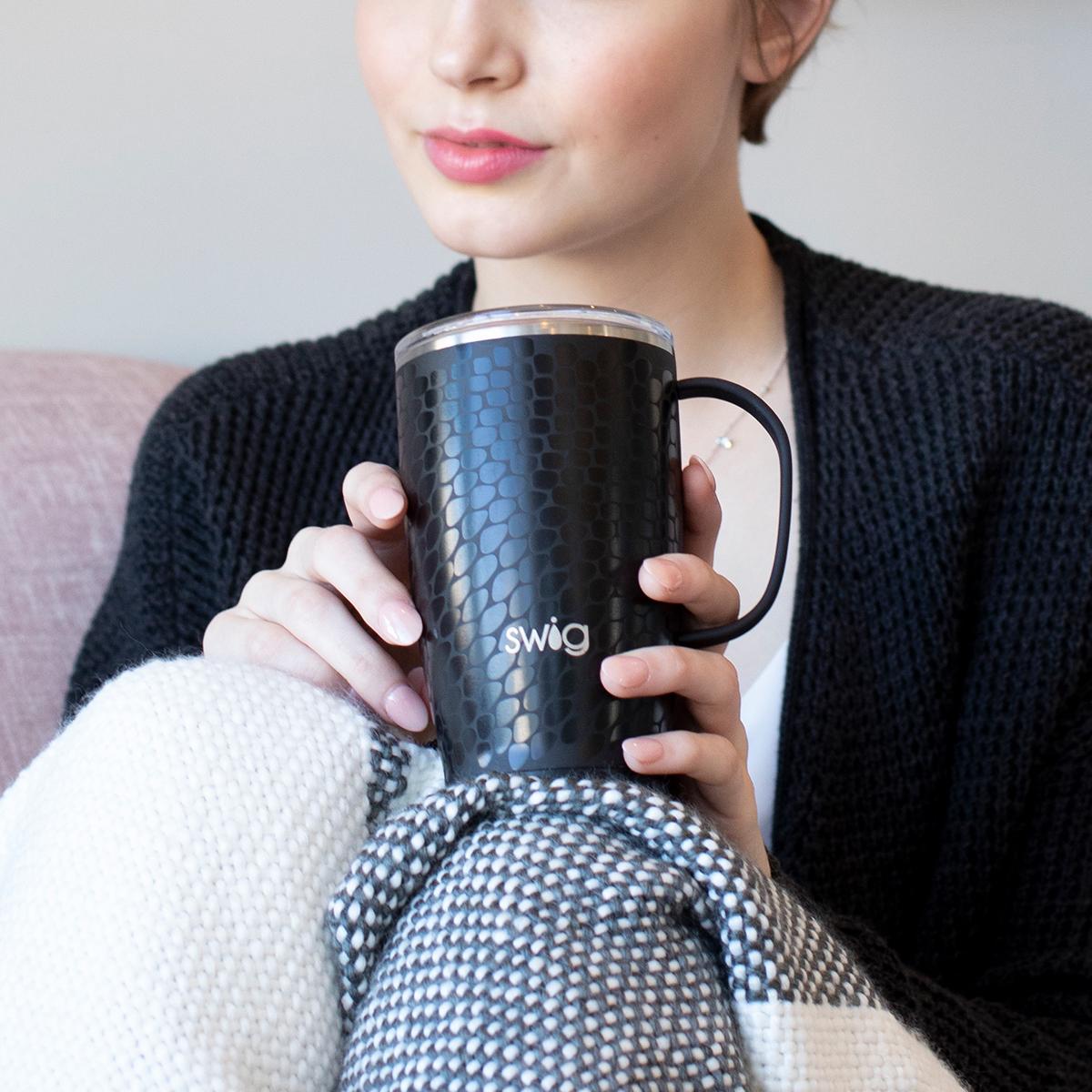 Frilly Lilly Travel Mug 18oz